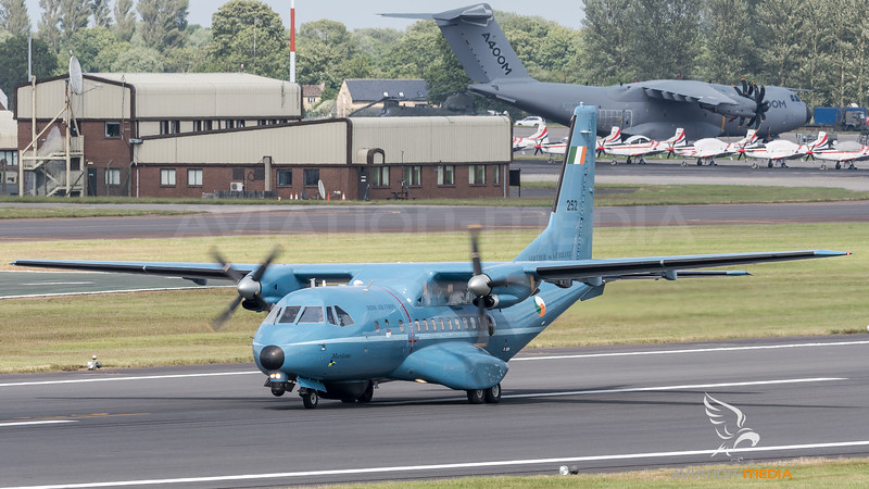 Irish Air Corps / CASA CN-235-100M / 252
