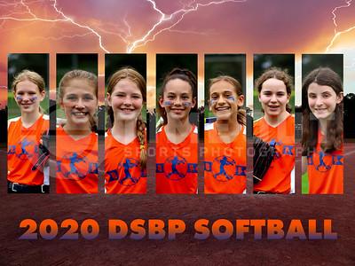 2020 DSBP Softball SU