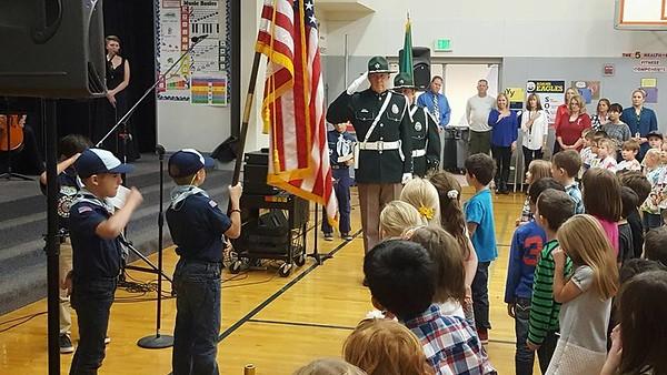 20161109 - Veterans Day Assembly
