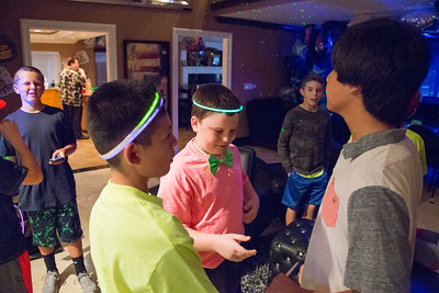 Jonathan's 12th Birthday Party