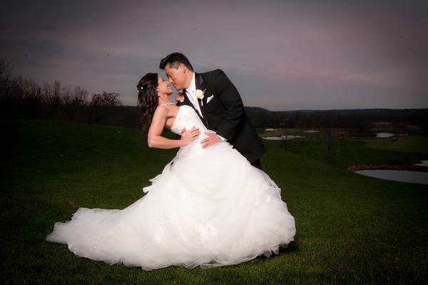 Catherine and Jonathan  Fairfax Wedding