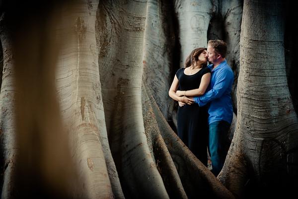 Laura & Jason Balboa Park