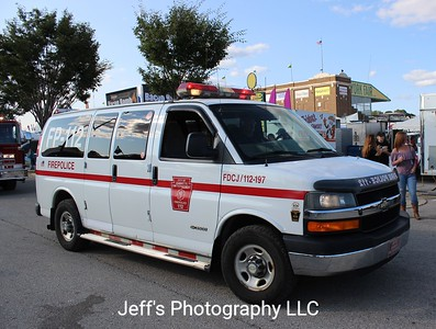 City of Jeanette Fire Department