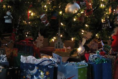 Christmas at Mom's