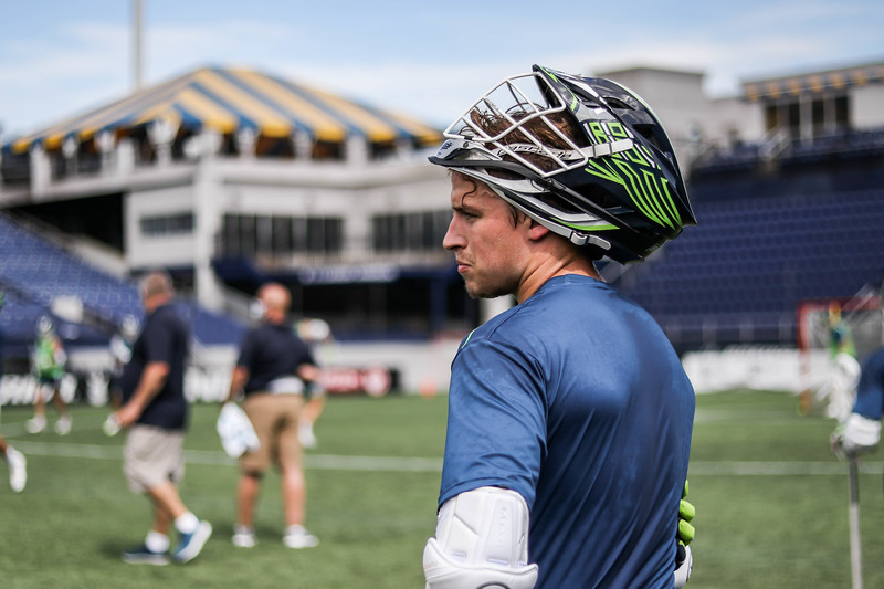 7/22/2020; Annapolis, MD, USA; Bayhawks vs. Hammerheads  - at Navy Marine Corps Memorial Stadium. Mandatory Photography Credit: Anne Evans
