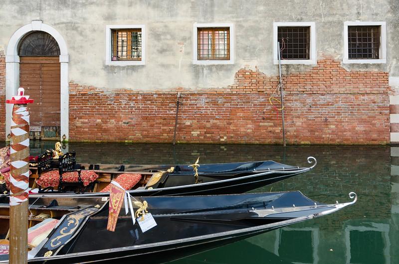 Gondolas, San Marco