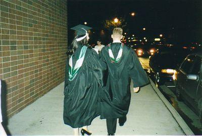 Brant-Jenny Graduation 2000