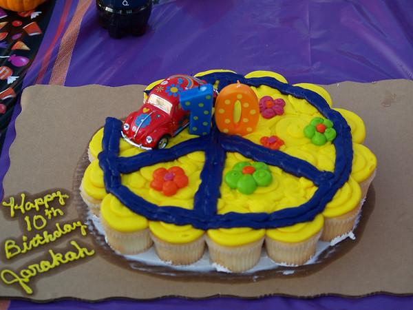 Jarakah & Kennah's Birthday
