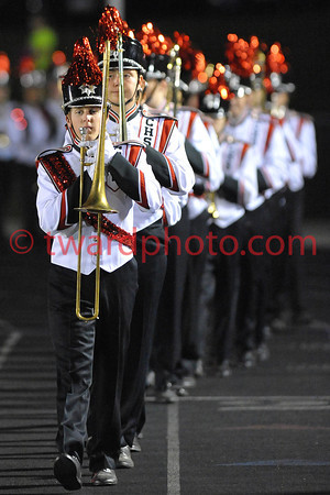 2013 CHS Marching Band - West