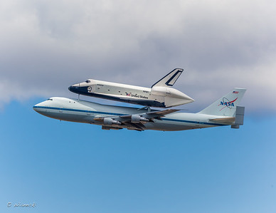 2012-04-27 - Space Shuttle Enterprise landing at JFK