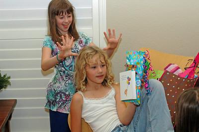 Taylor's 10th Birthday