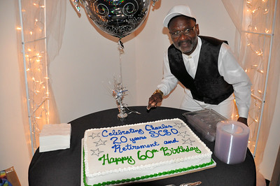 Charles Retirement/ 60th Birthday Celebration July 8, 2017