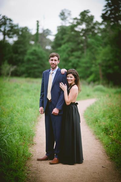 Amanda + John