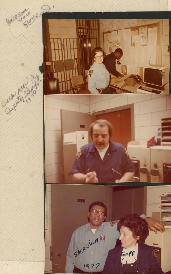 Robert Jackson, Al Sheridan, Audrey Goff, Howard Allen photos