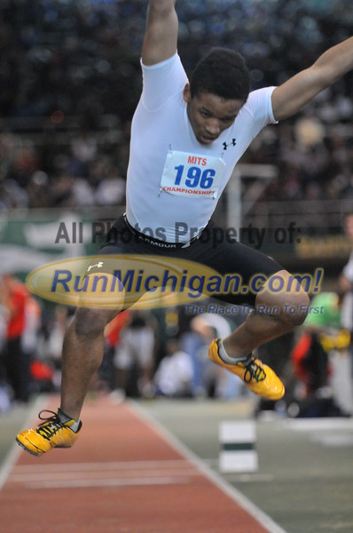 Boy's Triple Jump - 2012 MITS Finals