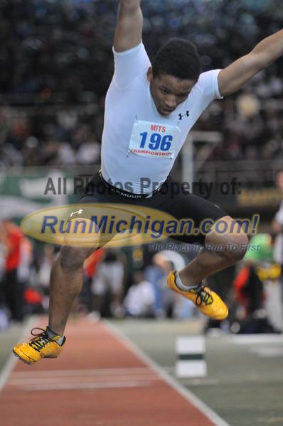 Boy's Triple Jump - 2012 MITS Finals