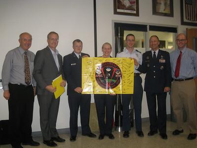 3rd Class Cadet - Chickenhawk Squadron 16