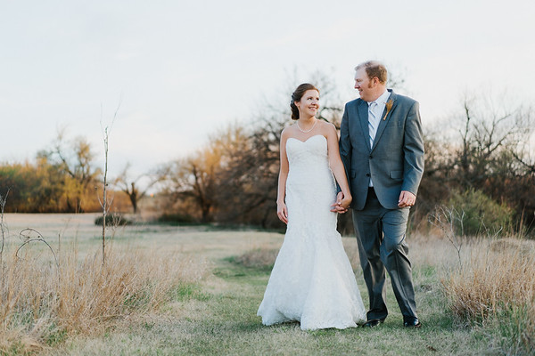 The Brueggen Wedding at McGranahan Barn in Yukon Oklahoma