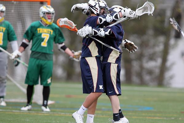 Boys' Lacrosse Spring 2015