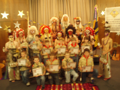 2007-03-04 - AOL Ceremony - Pack 98