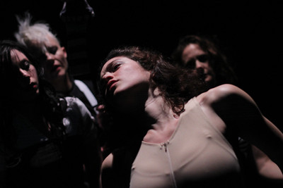 BONEdanse: Damage Manual at Theater Wit - 2012