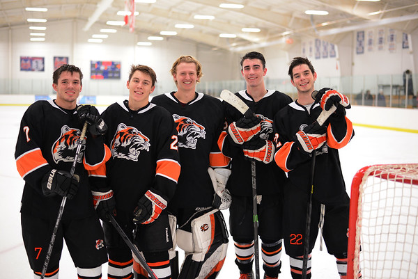 Chagrin Hockey v. West Geauga scrimmage