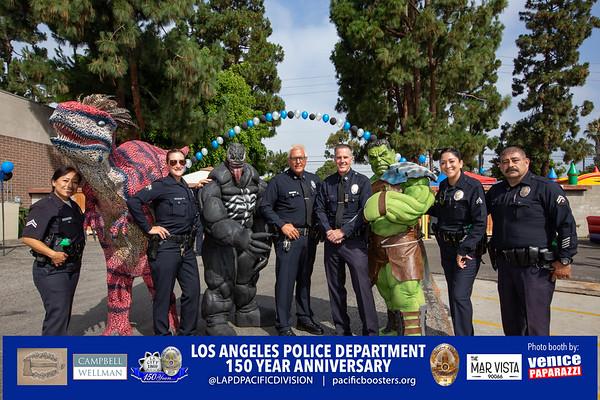 LAPD Pacific Division