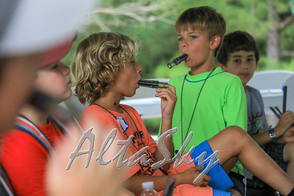 DUCK WHISTLE CALL - YOUNGER BOYS GROUP