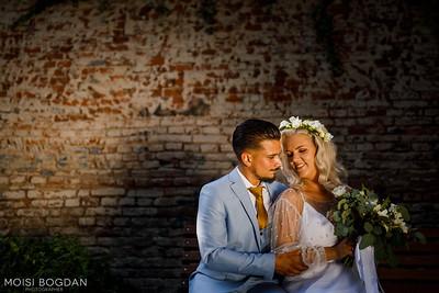 Daniel & Eniko - Wedding day