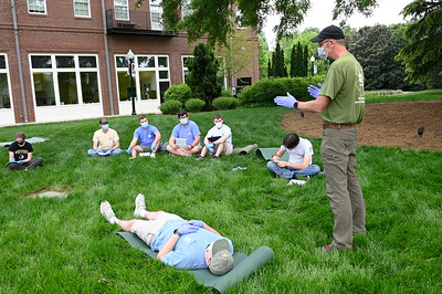 Wilderness Medical Training -Smith