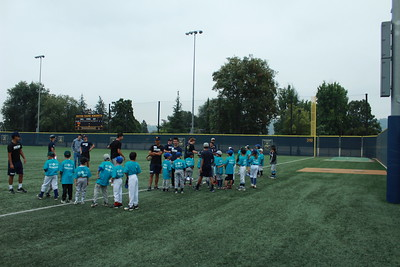6.15.19 NDHS/TJNFF Baseball Extravaganza Juniors Clinic