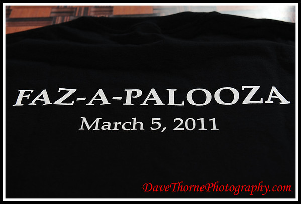 Faz-A-Palooza benefit at Bar-A  March 2011