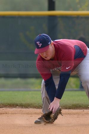 Valley Forge Christian College Baseball v. LBC 4.25.12