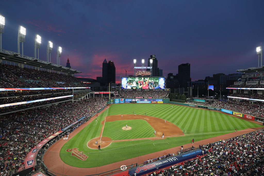 . Tim Phillis - The News-Herald Photos from the Indians vs. Yankees game on July 14, 2018.