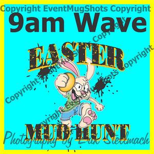 2013.03.30 9AM Wave Easter Mud Hunt