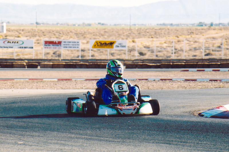 Participant: Go-Karting