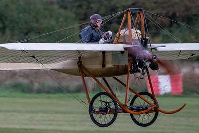 Shuttleworth - Race Day