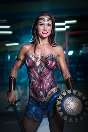 Brandi - Wonder Woman