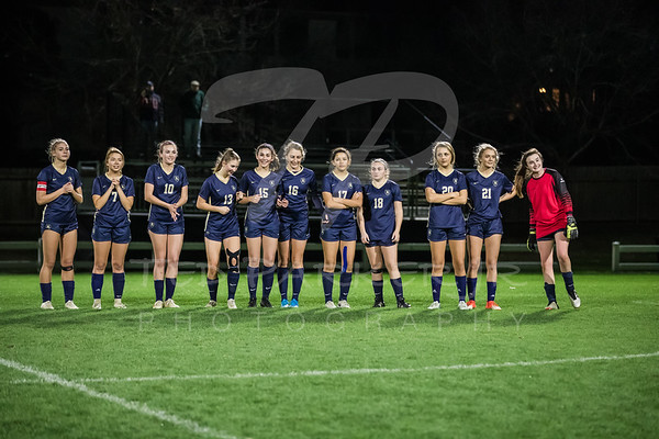 2020-01-28 Lady Knights Soccer