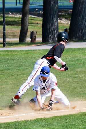 Boys' Varsity Baseball vs. KUA | May 11th