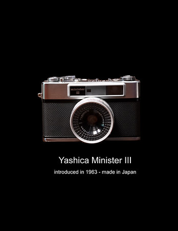 Yashika Minister III