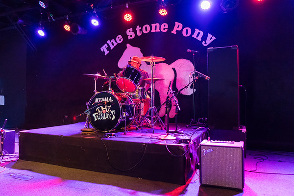 The Fusions - Stone Pony Rock to the Top 10/1/17