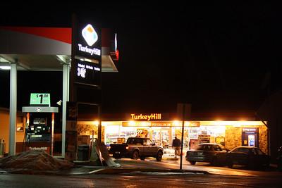 Armed Robbery, Turkey Hill Minit Market, Nesquehoning (1-26-2012)