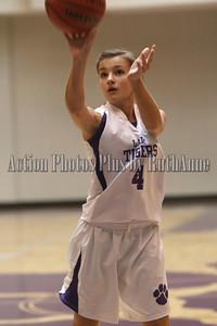 DMS girls Basketball Nov 21 2013