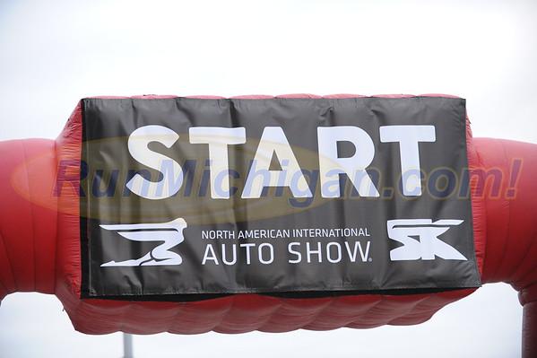 Start - 2016 Auto Show 5K