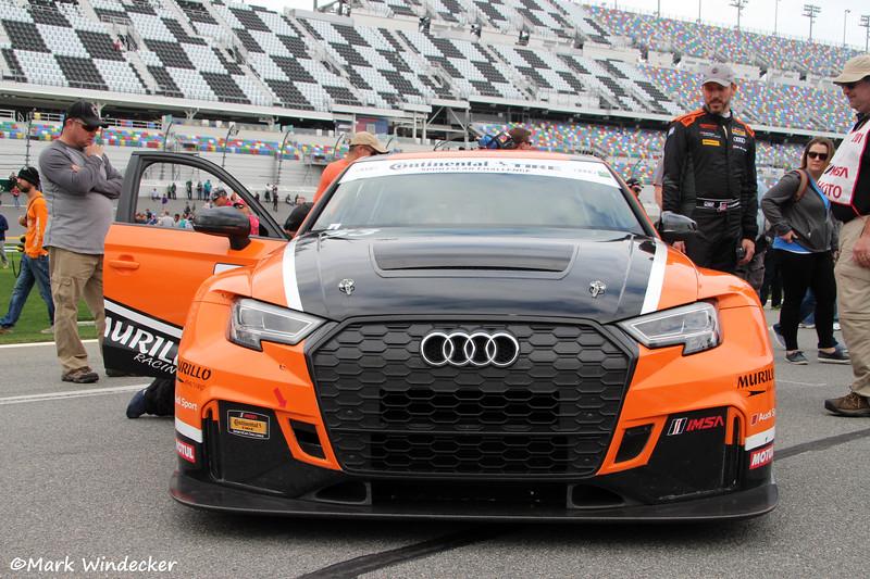 TCR-Murillo Racing Audi RS3 LMS TCR