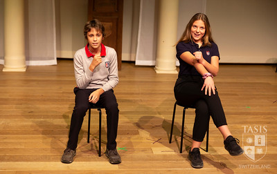 TASIS Middle School Fall Drama Performance