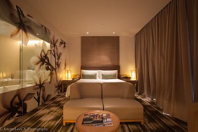 CP Changi Airport - Club King Room