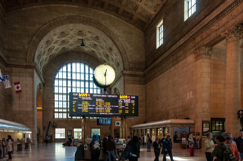 A Train Palace