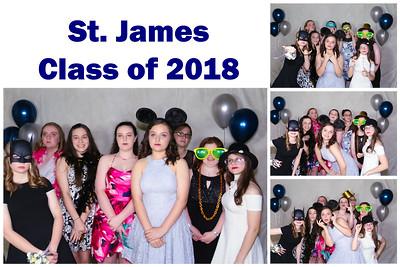 St. James Graduation Party 2018